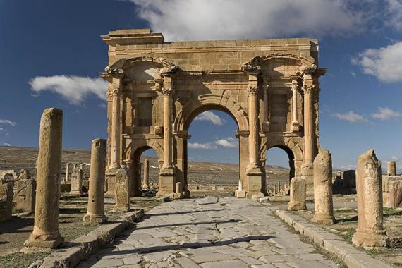 Блог молодого дауншифтера: Туризм в Алжире