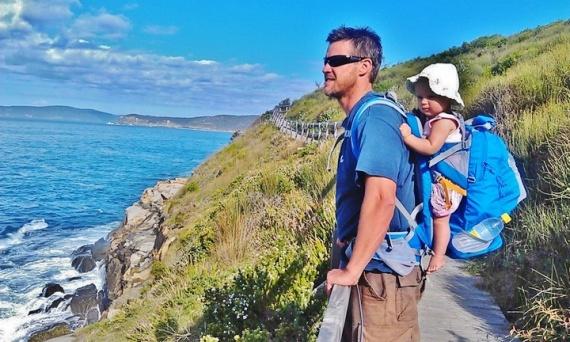 Блог молодого дауншифтера: Отправляемся в путешествие с ребенком